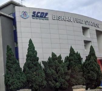Bishan Firestation